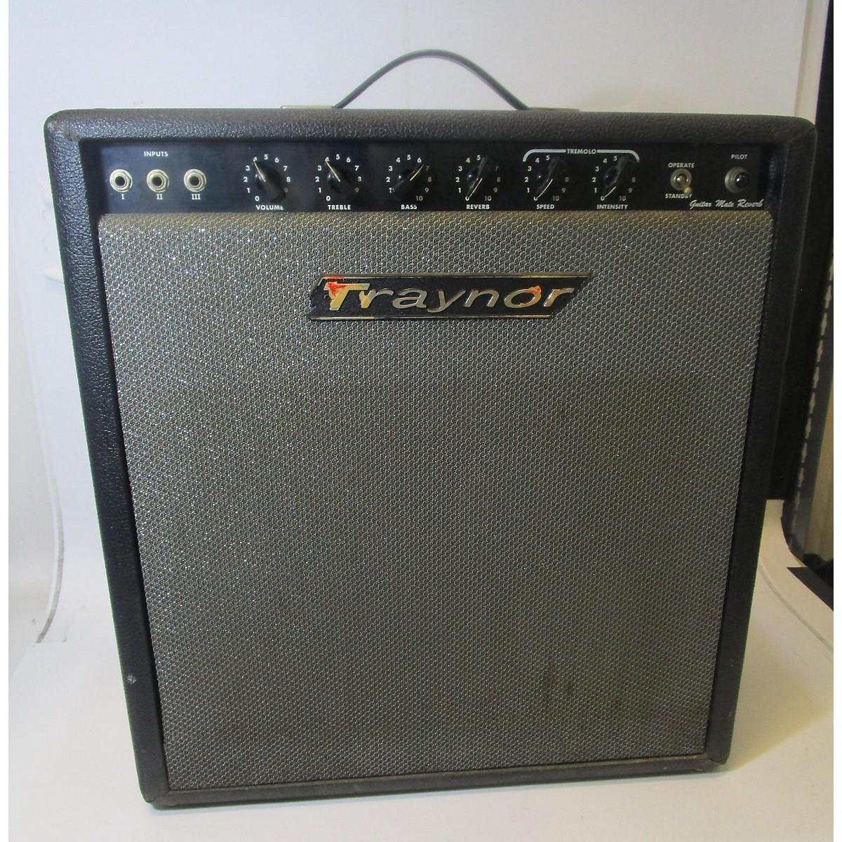 Traynor 1970s YGM3 Tube Guitar Combo Amp