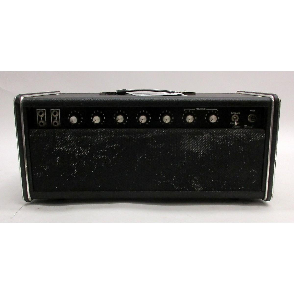 Traynor 1970s YSR1 Tube Guitar Amp Head