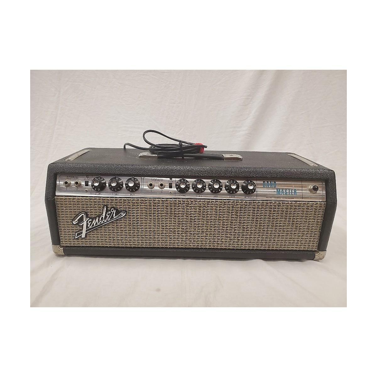 Fender 1971 BANDMASTER Tube Guitar Amp Head
