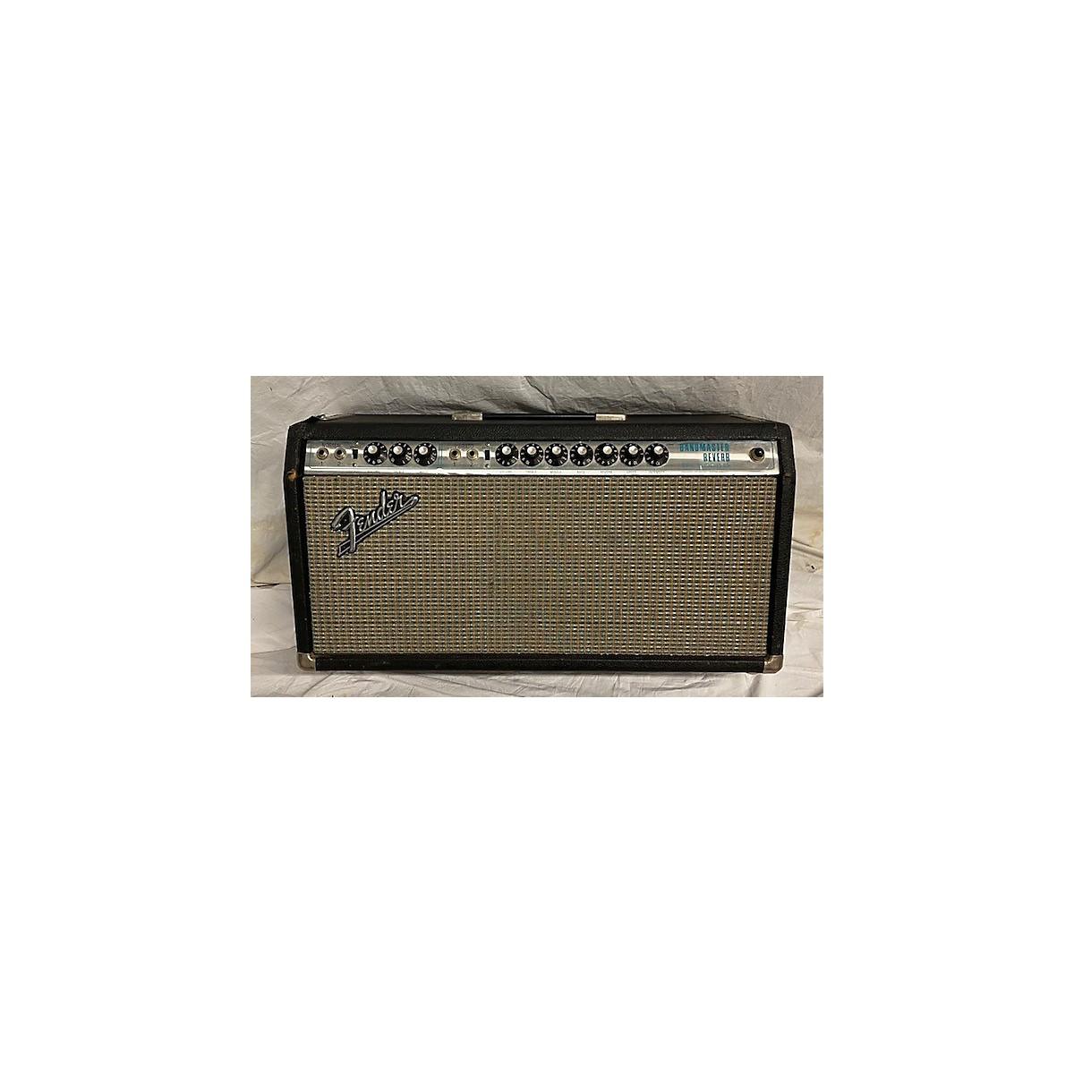 Fender 1971 Bandmaster Reverb TFL500D Tube Guitar Amp Head