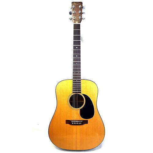 Martin 1971 D-18 Acoustic Guitar