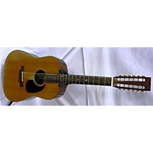 Martin 1971 D12-20 12 String Acoustic Guitar