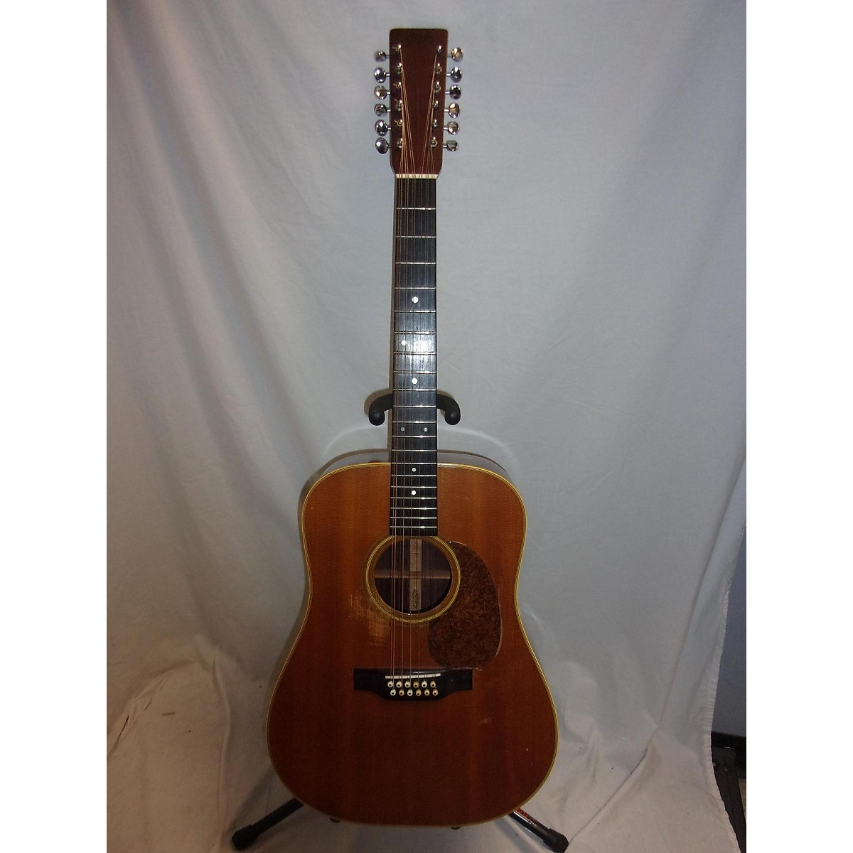 Martin 1971 D12-28 12 String Acoustic Guitar