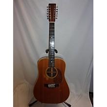Martin 1971 D12-28 12 String Acoustic Guitar