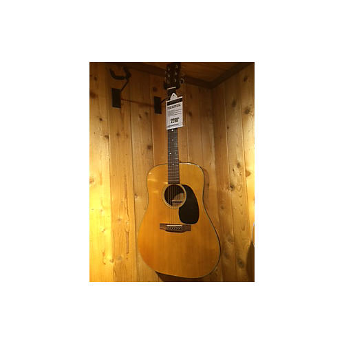 Martin 1971 D18 Acoustic Guitar