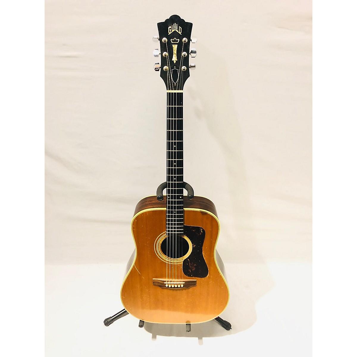 Guild 1971 D50 Acoustic Guitar