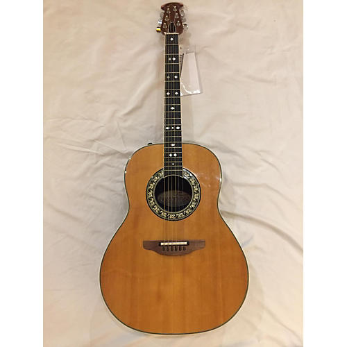 Ovation 1972 1617-4 Acoustic Electric Guitar
