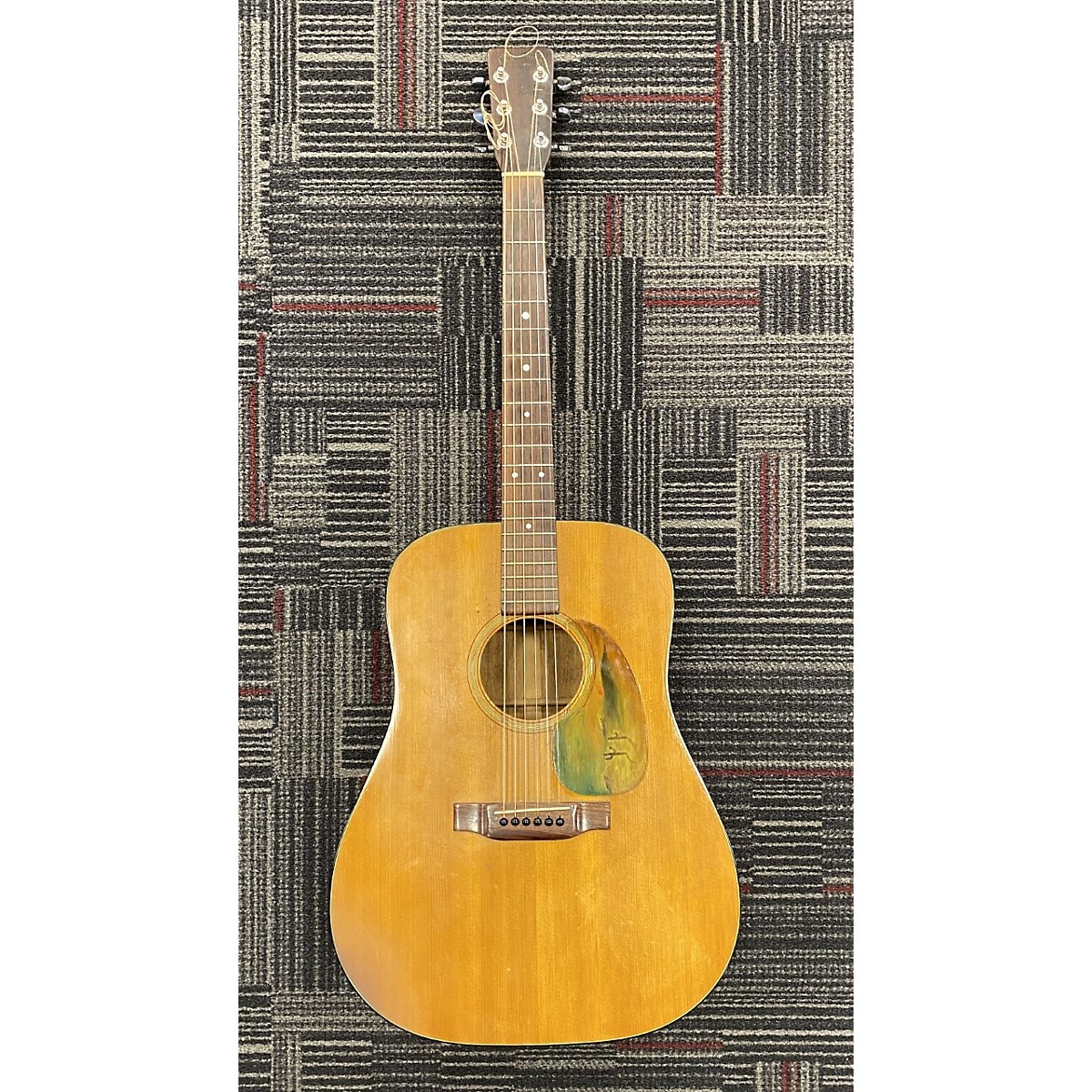 Martin 1972 1972 Martin D18 Acoustic Electric Guitar