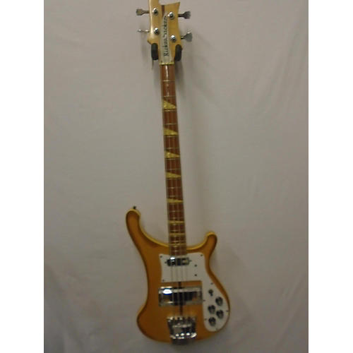 Rickenbacker 1972 4001 Electric Bass Guitar