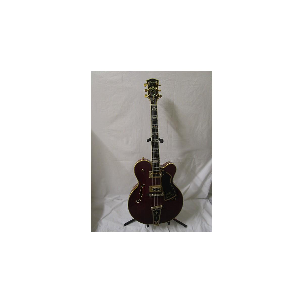 Gretsch Guitars 1972 7691 Super Chet Hollow Body Electric Guitar
