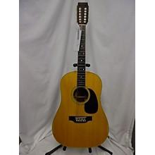 Martin 1972 D12-35 Acoustic Guitar