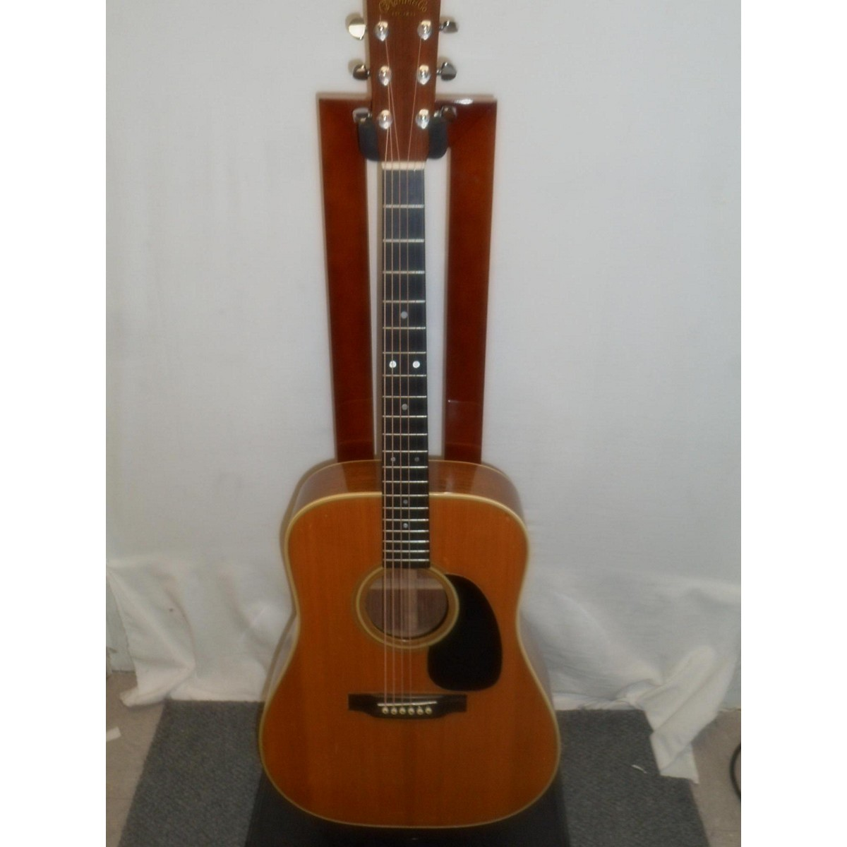 Martin 1972 D28 Acoustic Guitar