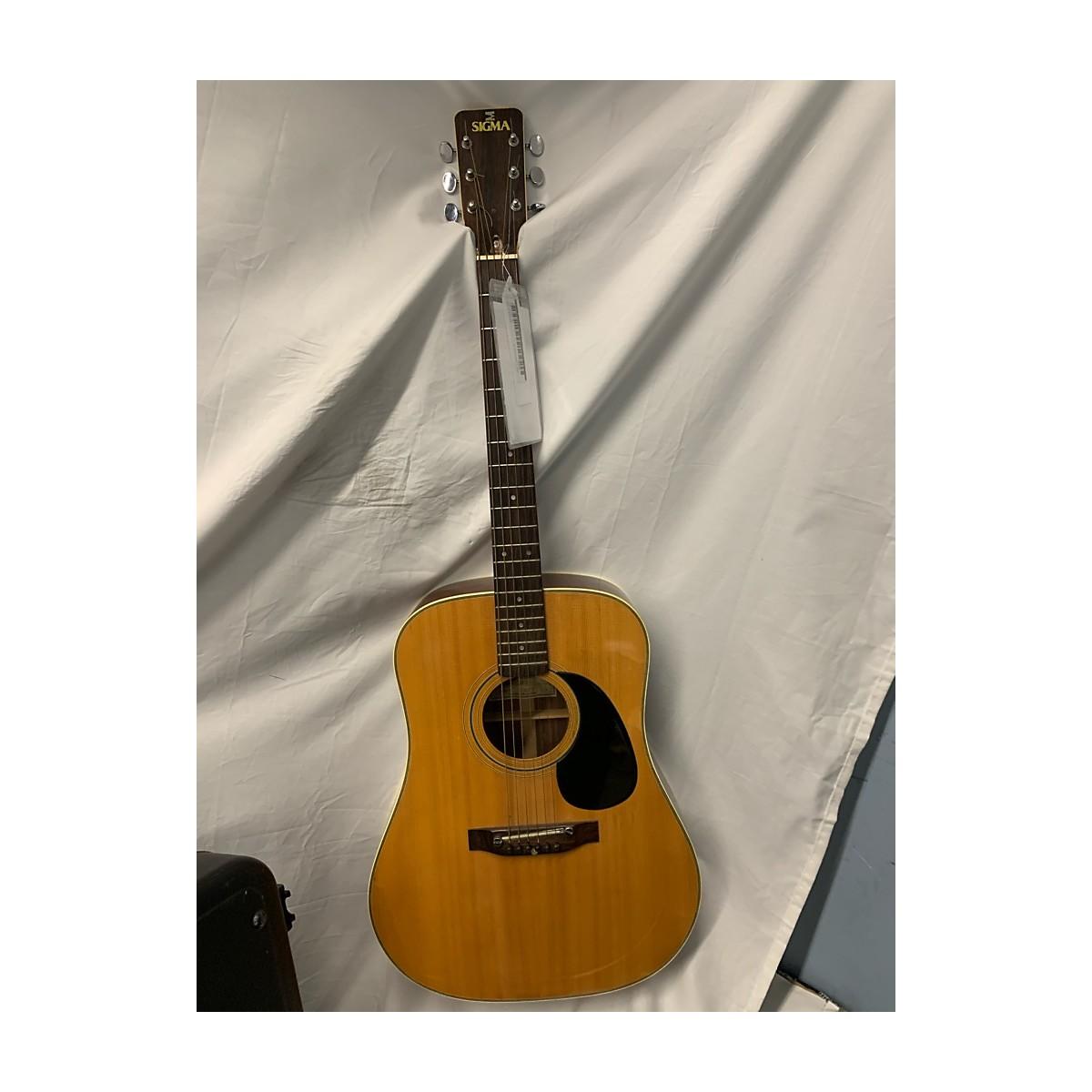 SIGMA 1972 DR7 Acoustic Guitar
