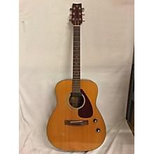 Yamaha 1972 FG-160E Acoustic Electric Guitar