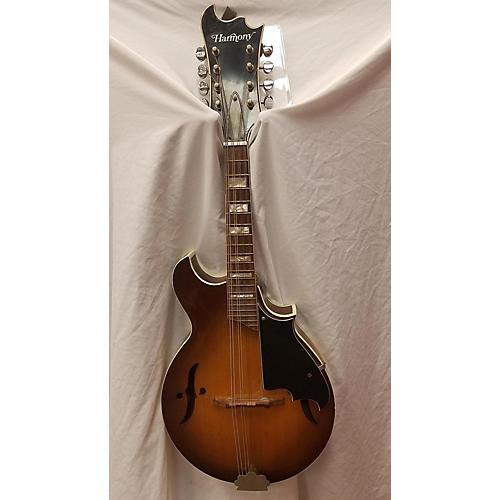 Harmony 1972 H8025 Batwing Mandolin Mandolin