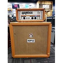 Orange Amplifiers 1972 OR120 Head &4x12 Cab Tube Guitar Amp Head