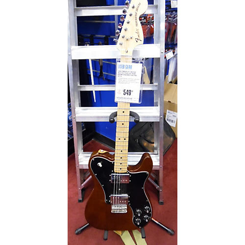 Fender 1972 Reissue Telecaster Deluxe Solid Body Electric Guitar