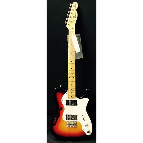 Fender 1972 Reissue Thinline Telecaster MIJ Hollow Body Electric Guitar