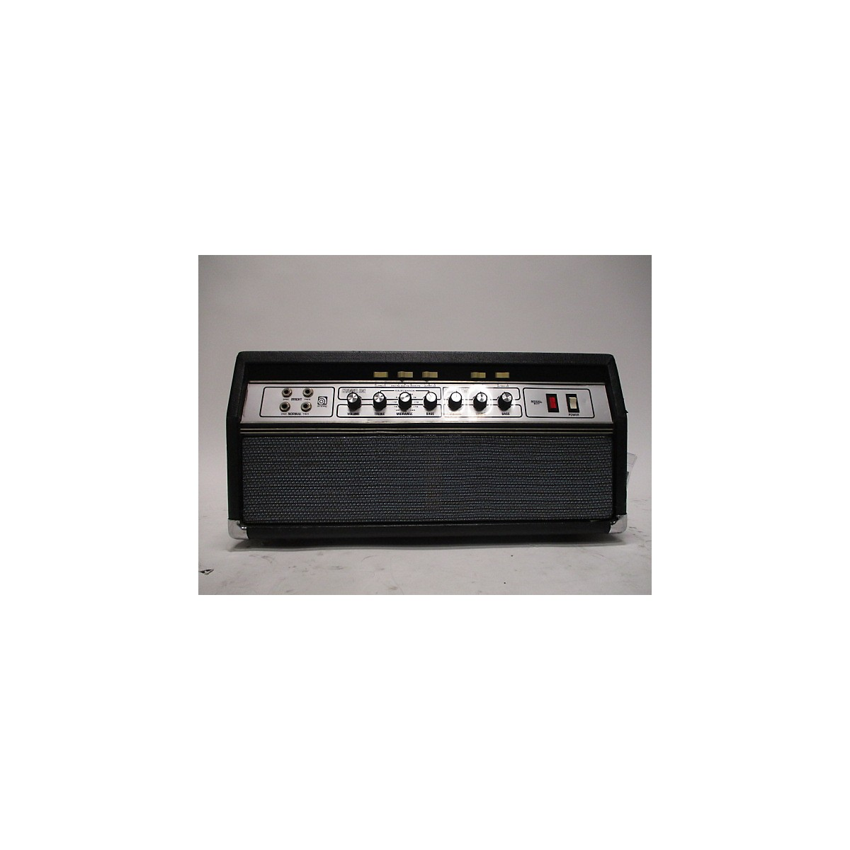 Ampeg 1972 SVT Head Tube Bass Amp Head