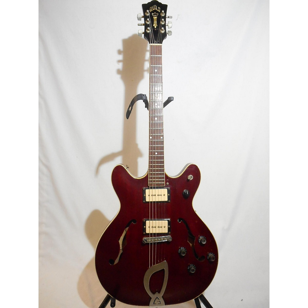 Guild 1972 Starfire IV Hollow Body Electric Guitar
