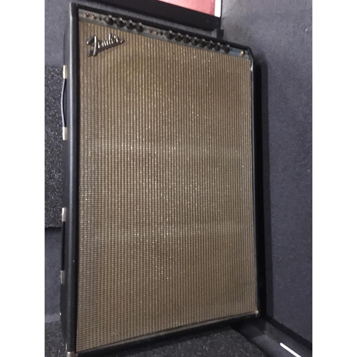Fender 1972 Super Six Reverb Tube Guitar Combo Amp