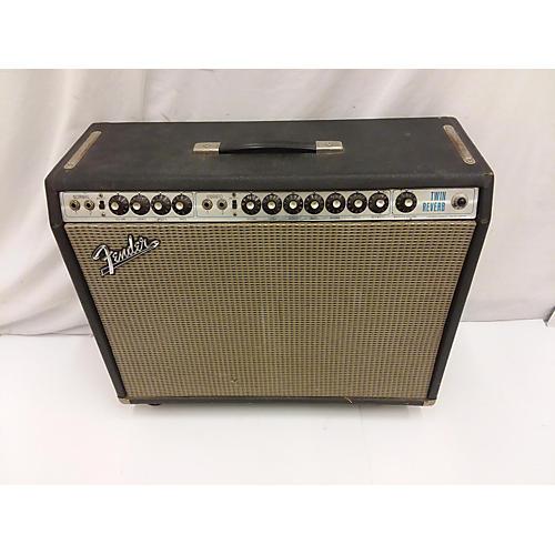 vintage fender 1972 twin reverb 2x12 tube guitar combo amp guitar center. Black Bedroom Furniture Sets. Home Design Ideas