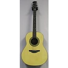 Ovation 1973 Balladeer Acoustic Guitar
