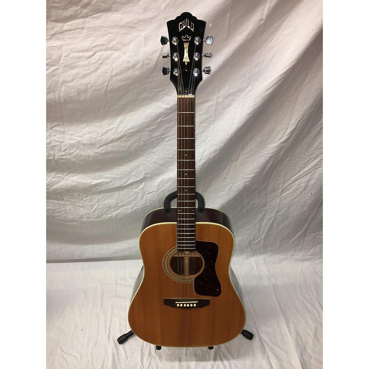 Guild 1973 Bluegrass Jubilee D-40 Acoustic Guitar