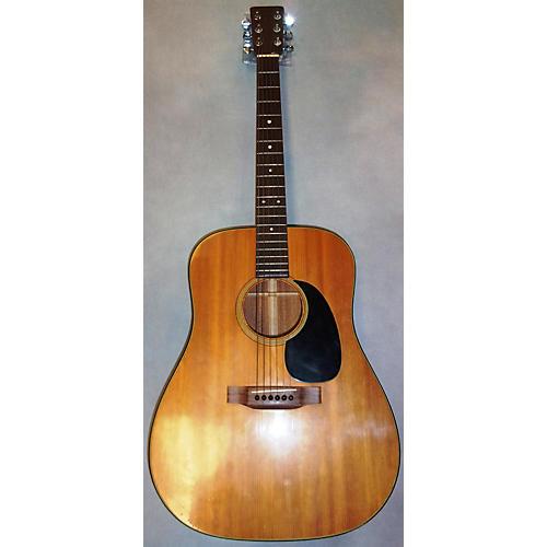 Martin 1973 D18 Acoustic Guitar
