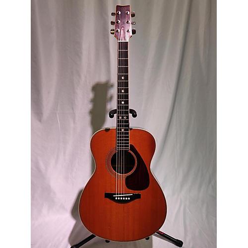 Yamaha 1973 FG-1500 Acoustic Electric Guitar