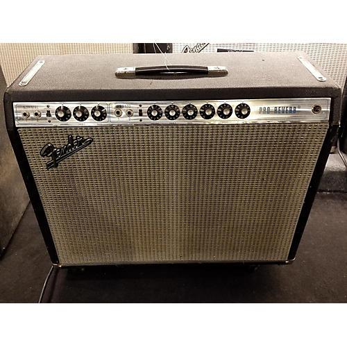 Fender 1973 Fender Pro Reverb Tube Guitar Combo Amp