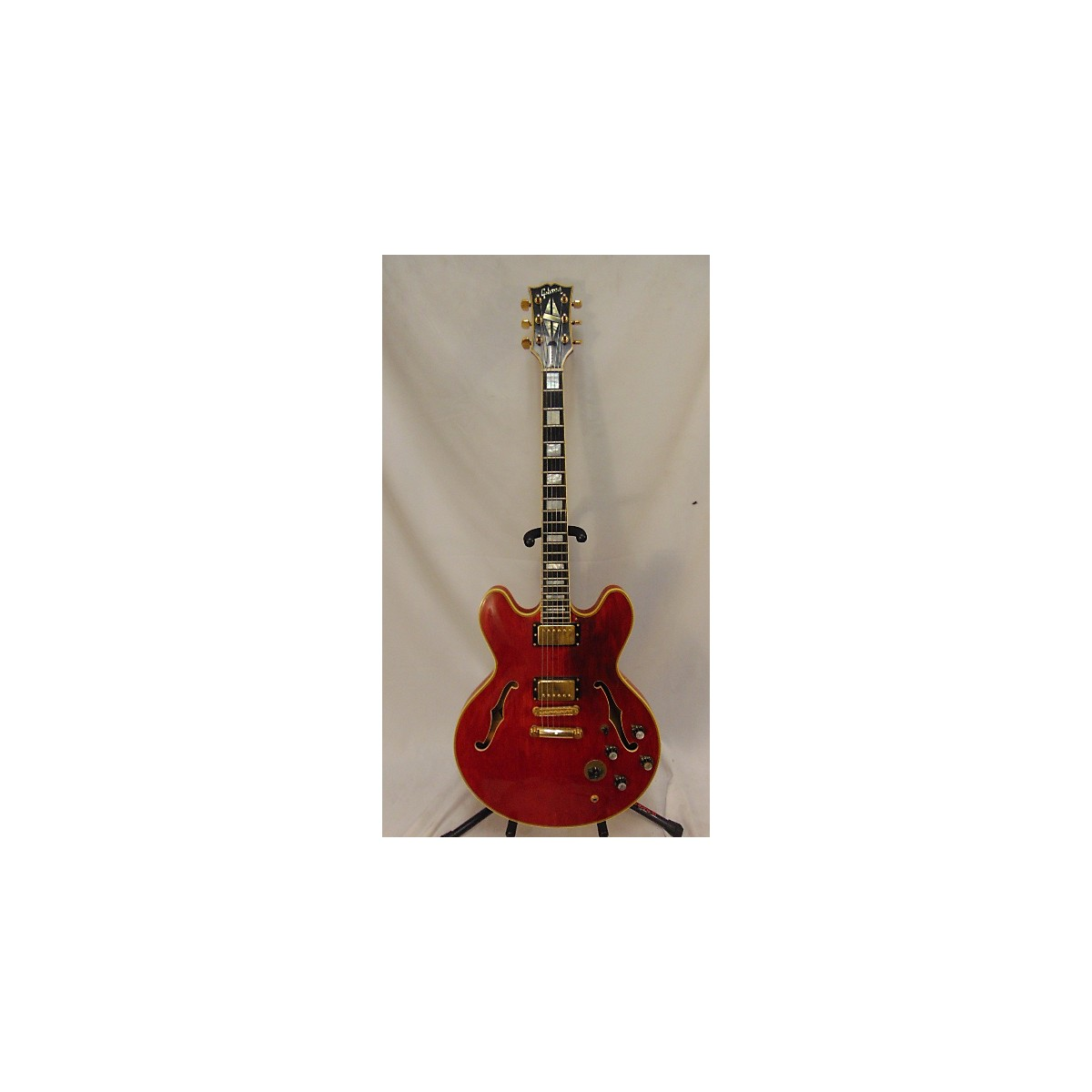 Gibson 1973 Gibson ES-355TDSV Hollow Body Electric Guitar
