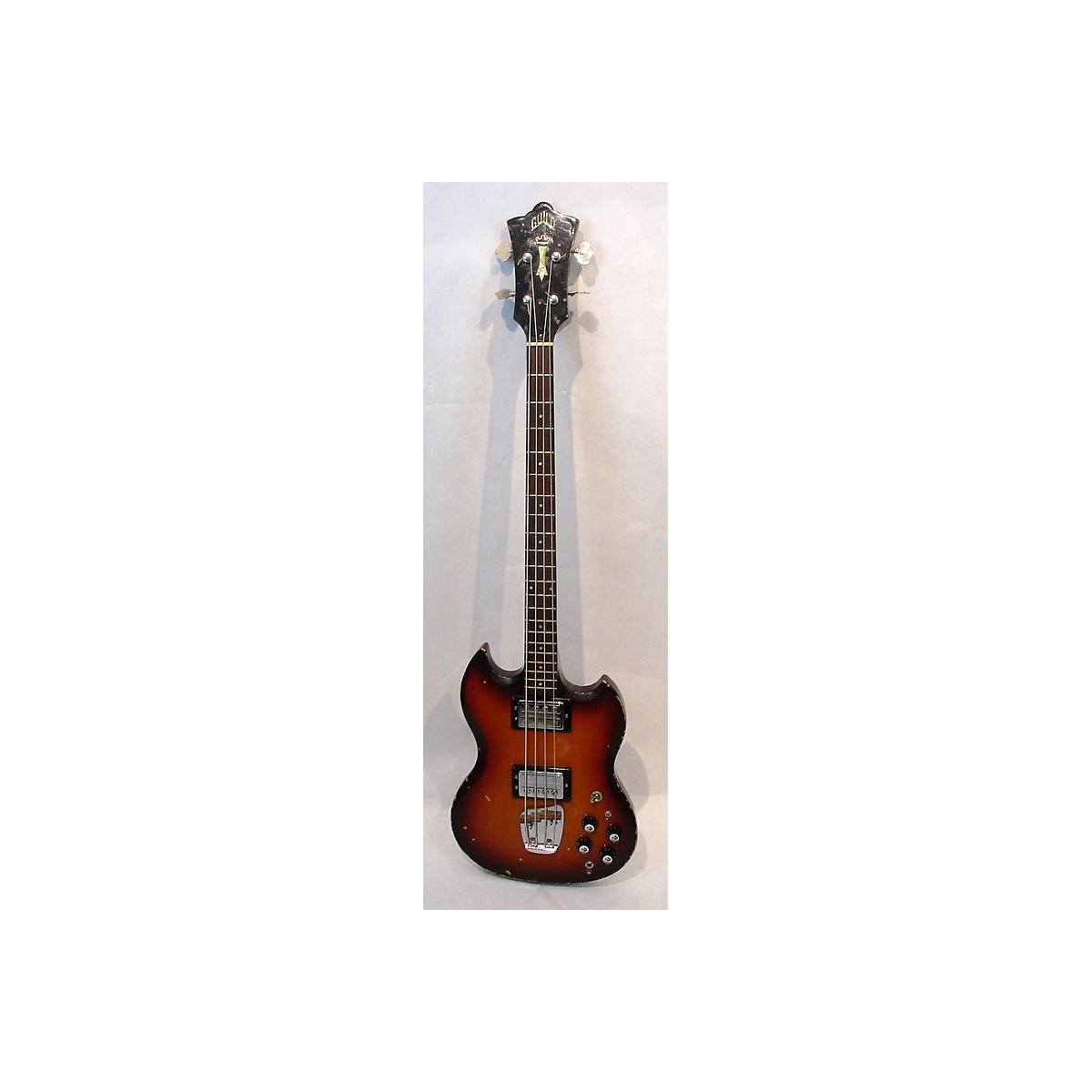Guild 1973 JSII Electric Bass Guitar