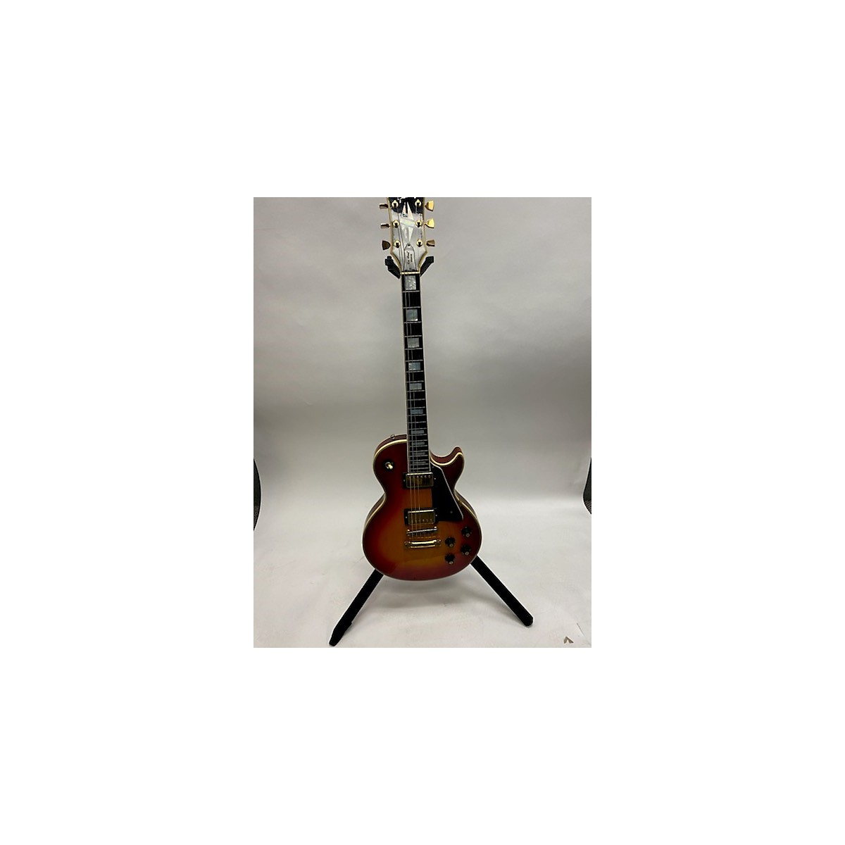 Gibson 1973 Les Paul Custom Solid Body Electric Guitar