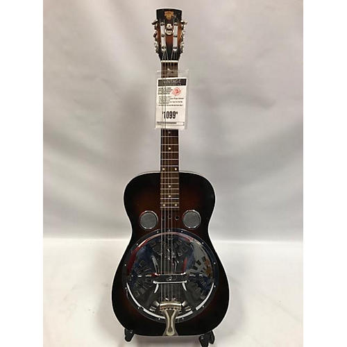 Dobro 1973 Model 60 Squareneck SB Resonator Guitar