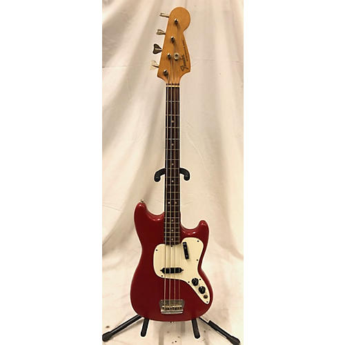 Fender 1973 Musicmaster Electric Bass Guitar