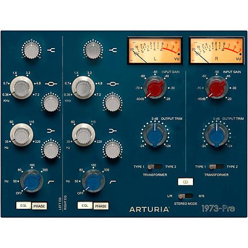 Arturia 1973-Pre (Software Download)
