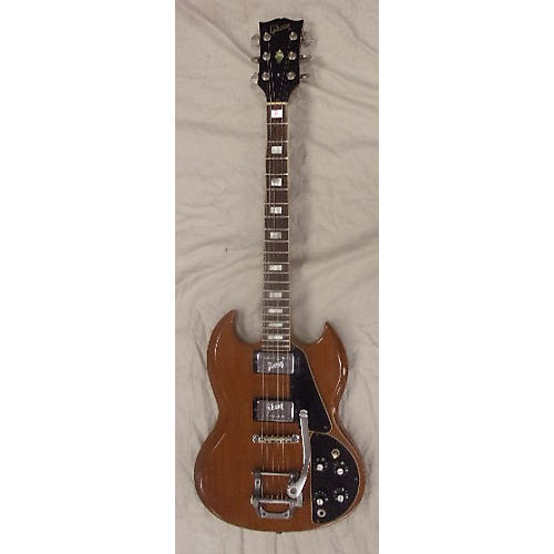 Gibson 1973 SG Deluxe Solid Body Electric Guitar
