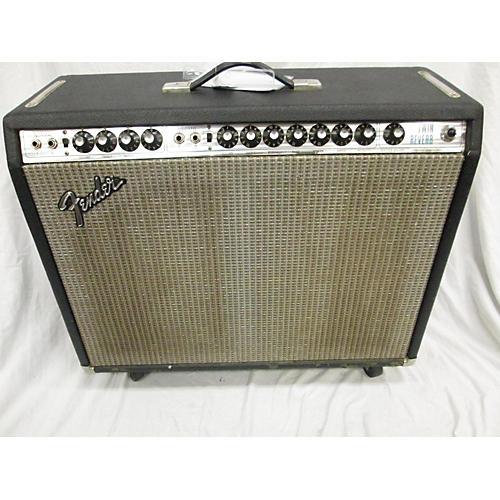 Fender 1973 Twin Reverb 2x12 Tube Guitar Combo Amp