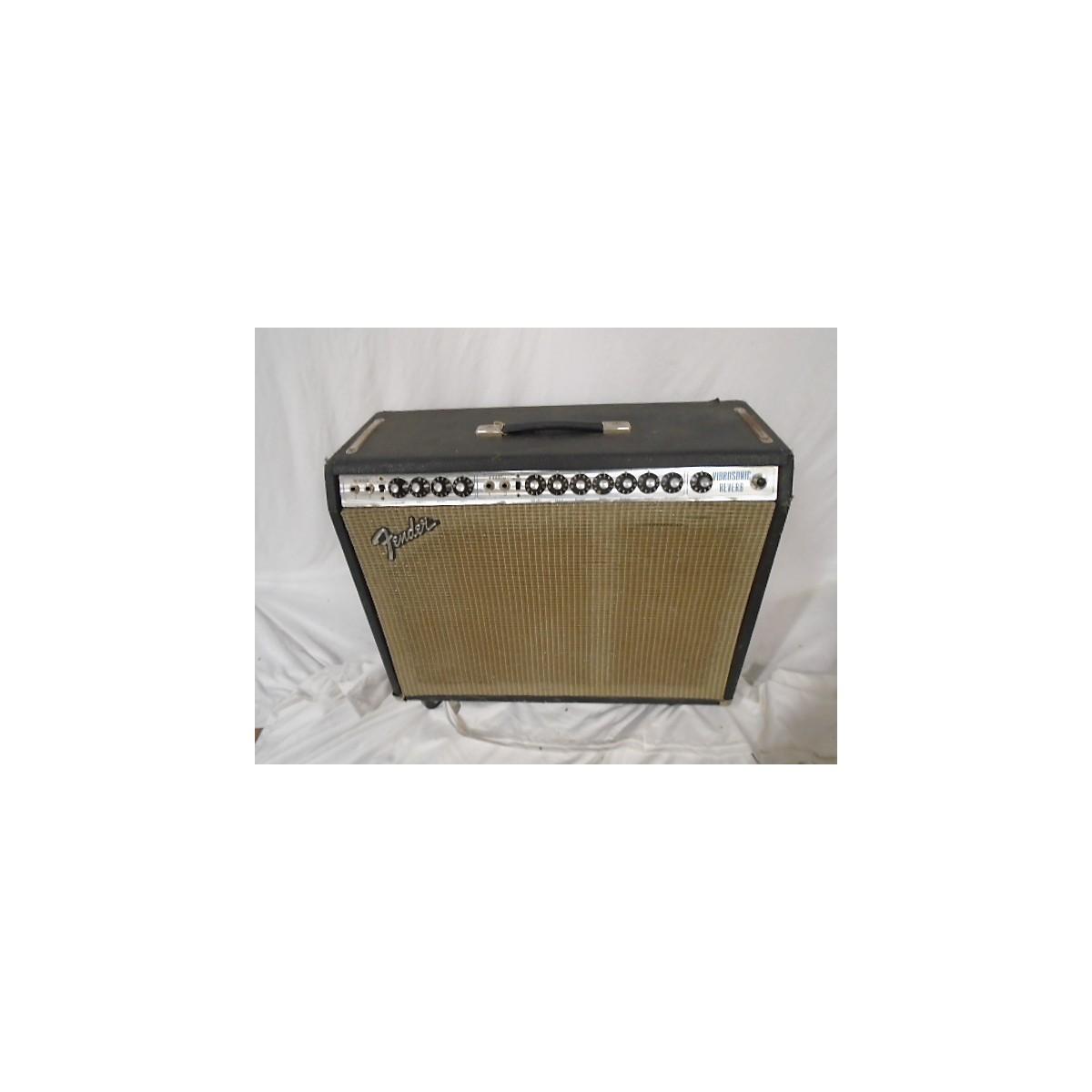 Fender 1973 VIBROSONIC REVERB Tube Guitar Combo Amp