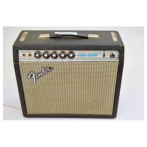 Fender 1973 Vibro Champ XD 5W 1X8 Guitar Combo Amp