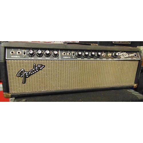 Fender 1973 Vintage Reissue 1965 Twin Reverb Tube Guitar Combo Amp
