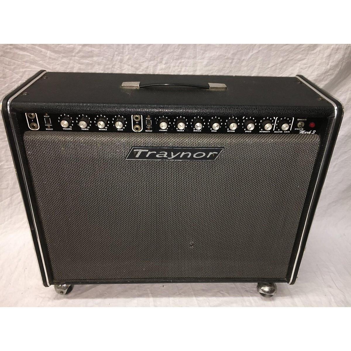 Traynor 1973 YGL3 Mark III Tube Guitar Combo Amp