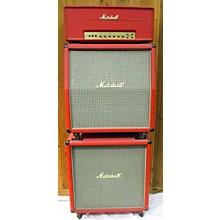 Marshall 1974 100W Full Stack Red Tube Guitar Combo Amp