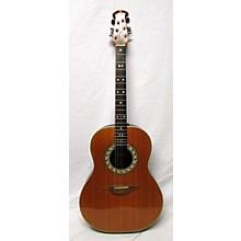 Ovation 1974 1112-4 Acoustic Guitar