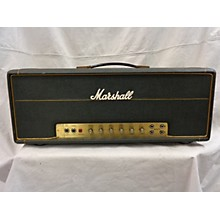 Marshall 1974 1974 Marshall JMP MKll 50wt Head Black Tube Guitar Amp Head