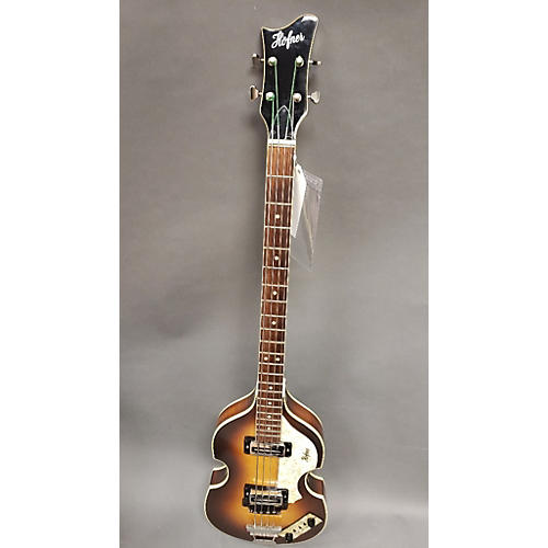 Hofner 1974 501 Electric Bass Guitar