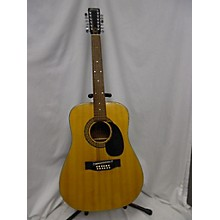 Alvarez 1974 5021 12 String Acoustic Guitar