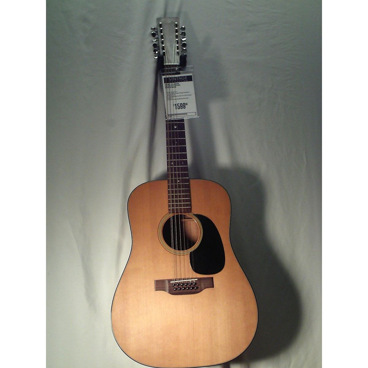 Martin 1974 Custom D1812 Acoustic Guitar