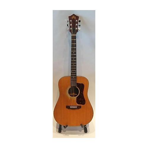 vintage guild 1974 d 35 with ohsc acoustic guitar natural guitar center. Black Bedroom Furniture Sets. Home Design Ideas